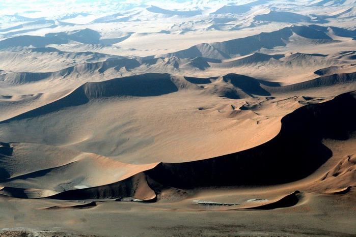 Намибия - страна двух пустынь 34474