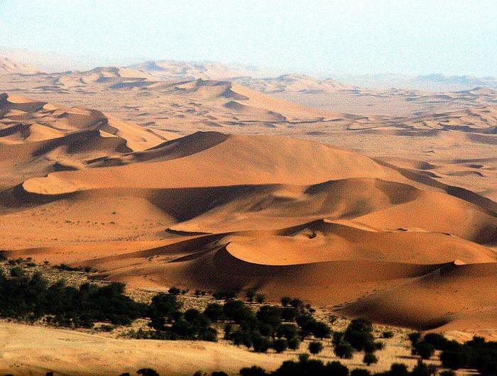 Намибия - страна двух пустынь 35913