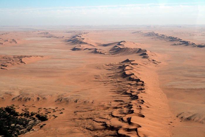Намибия - страна двух пустынь 32435