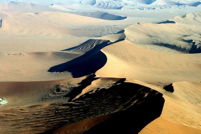 Намибия - страна двух пустынь 66897