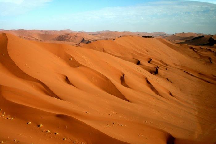 Намибия - страна двух пустынь 56378