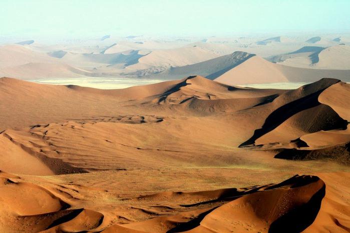Намибия - страна двух пустынь 56032