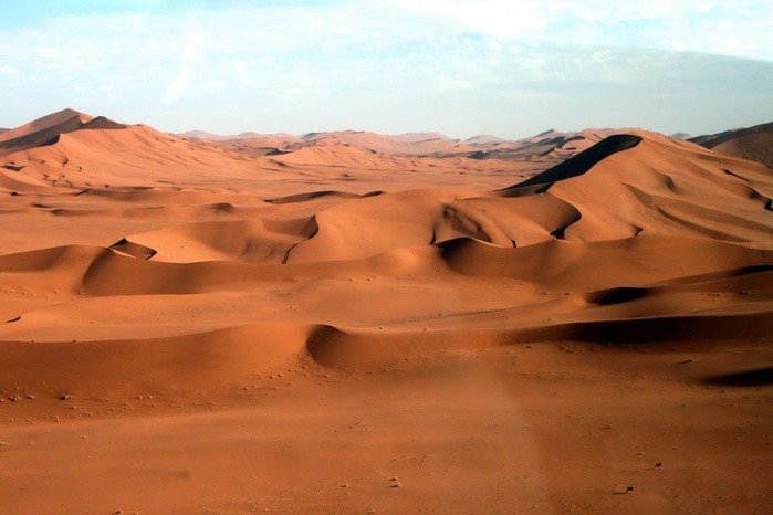 Намибия - страна двух пустынь 29806