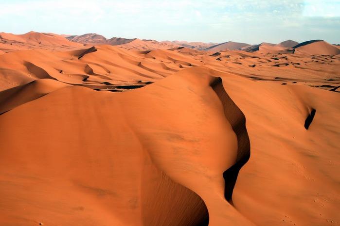 Намибия - страна двух пустынь 93724