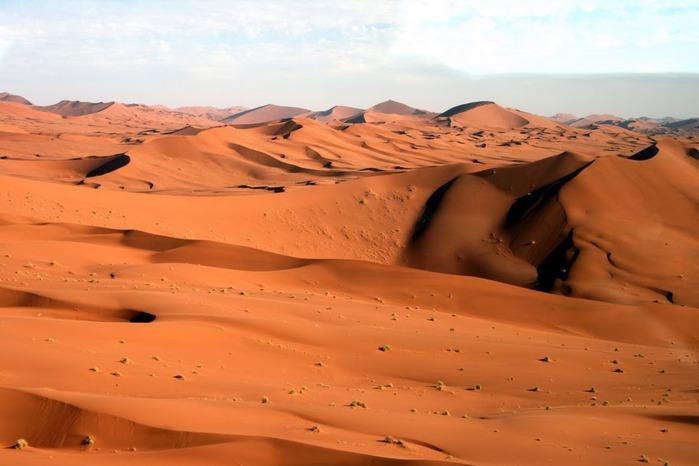Намибия - страна двух пустынь 53009