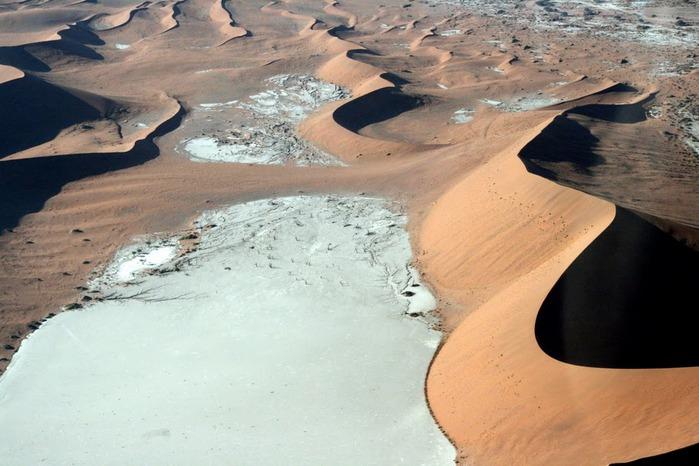 Намибия - страна двух пустынь 98870