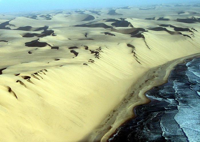 Намибия - страна двух пустынь 25765