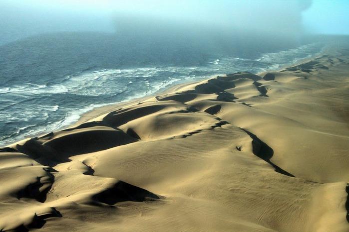 Намибия - страна двух пустынь 11532