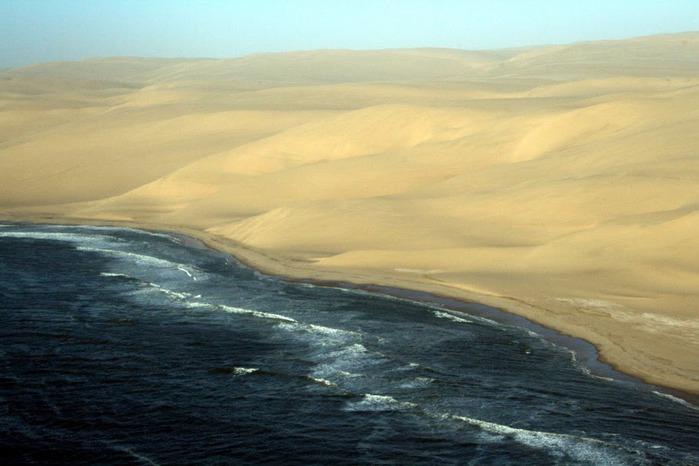 Намибия - страна двух пустынь 96416