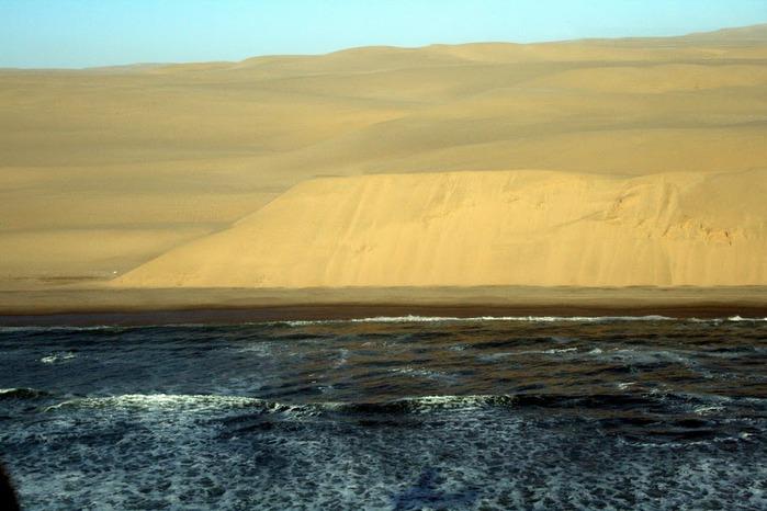 Намибия - страна двух пустынь 90939