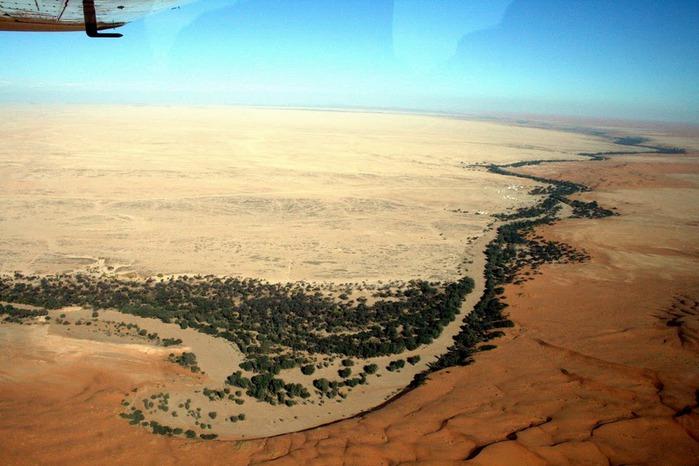 Намибия - страна двух пустынь 55237
