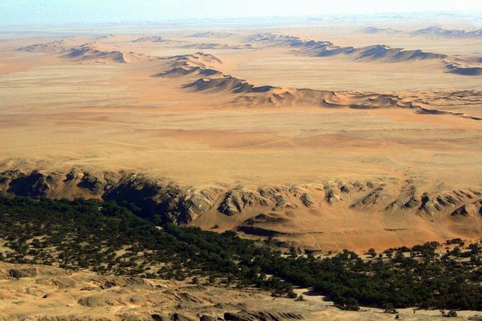 Намибия - страна двух пустынь 30606