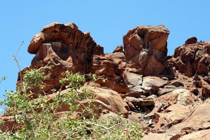 Намибия - страна двух пустынь 96561