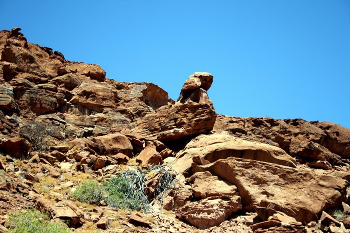 Намибия - страна двух пустынь 57142
