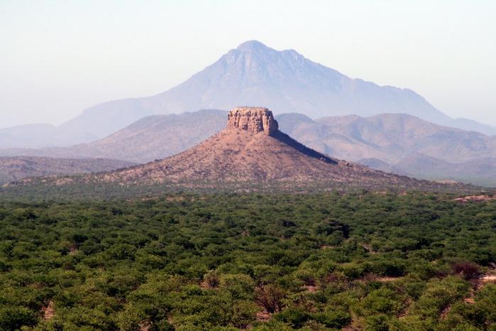 Намибия - страна двух пустынь 99128
