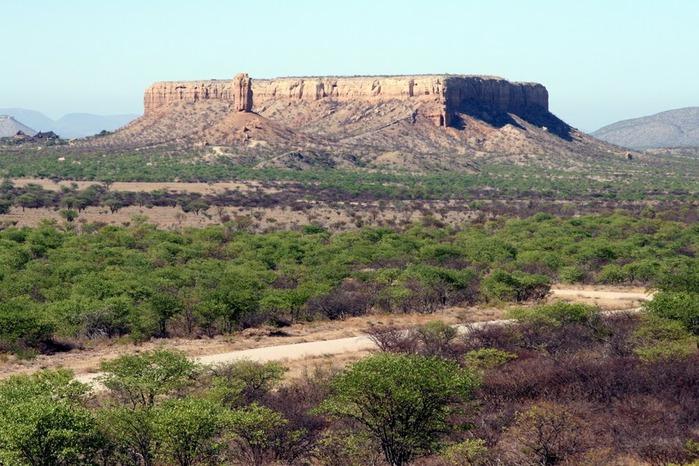 Намибия - страна двух пустынь 58706