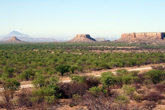 Намибия - страна двух пустынь 46632