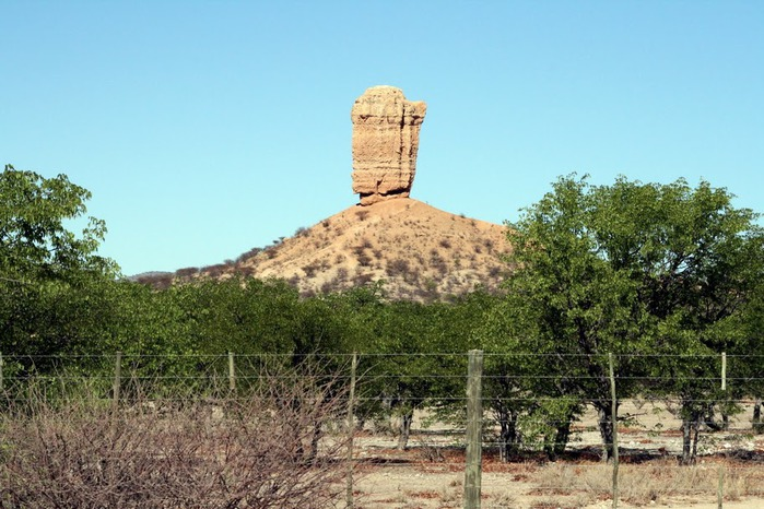 Намибия - страна двух пустынь 97534