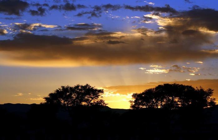 Намибия - страна двух пустынь 72386