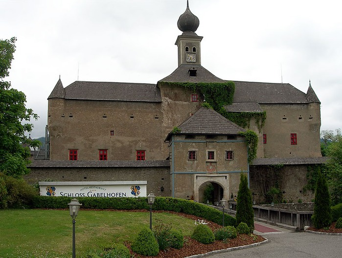 Замок Габельхофен - Hotel Schloss Gabelhofen 37079