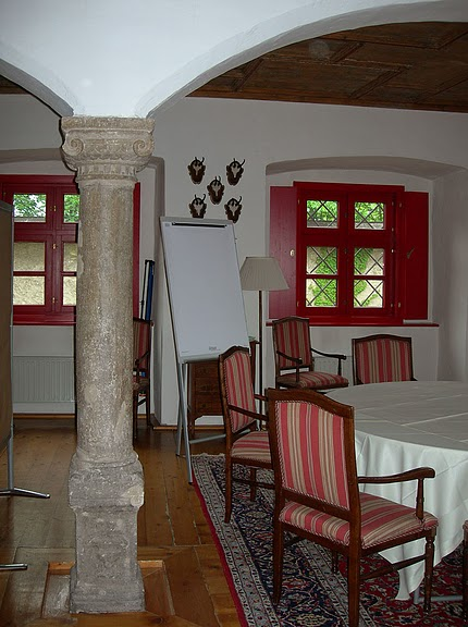 Замок Габельхофен - Hotel Schloss Gabelhofen 55607