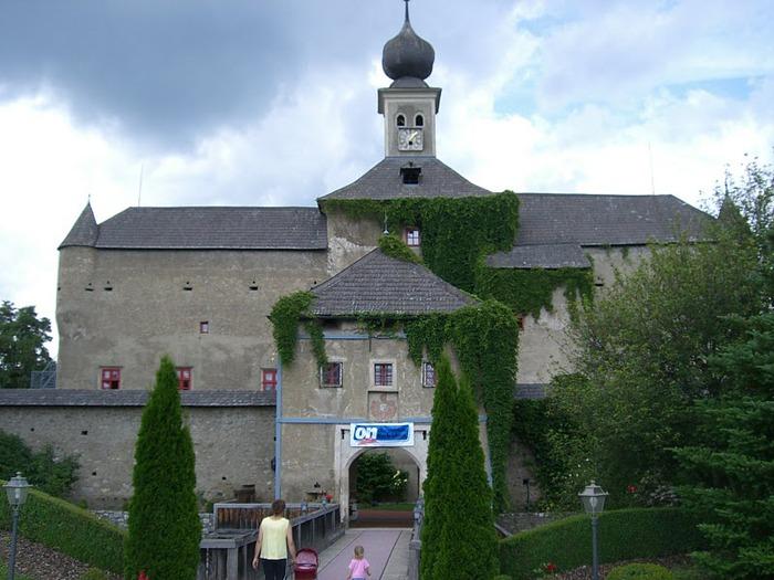 Замок Габельхофен - Hotel Schloss Gabelhofen 25786