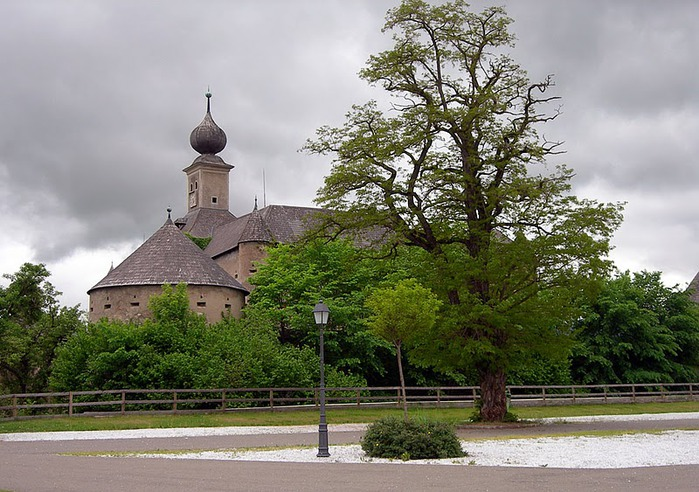 Замок Габельхофен - Hotel Schloss Gabelhofen 15535
