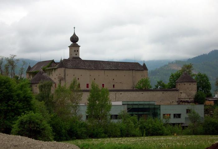 Замок Габельхофен - Hotel Schloss Gabelhofen 81581