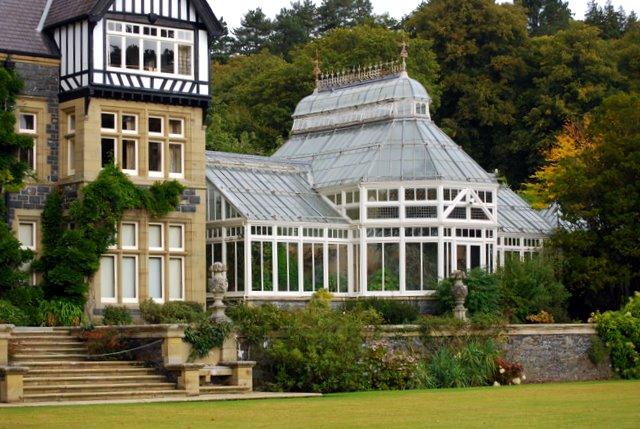 образцовый сад – волшебный Bodnant Garden 85993