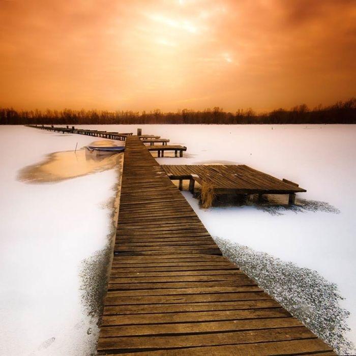 Пейзажи фотографа Dam Dobrovits 28