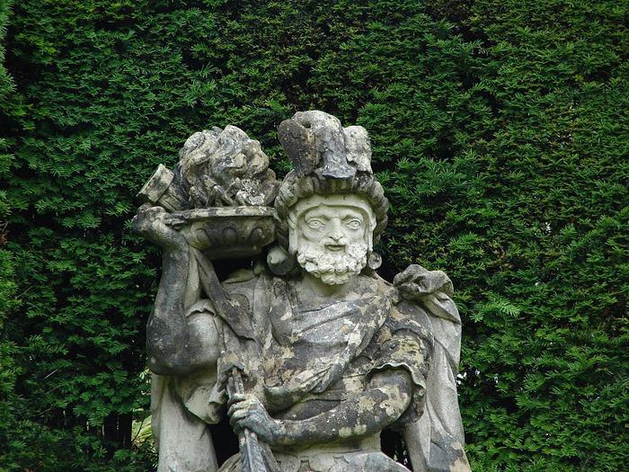 образцовый сад – волшебный Bodnant Garden 42169