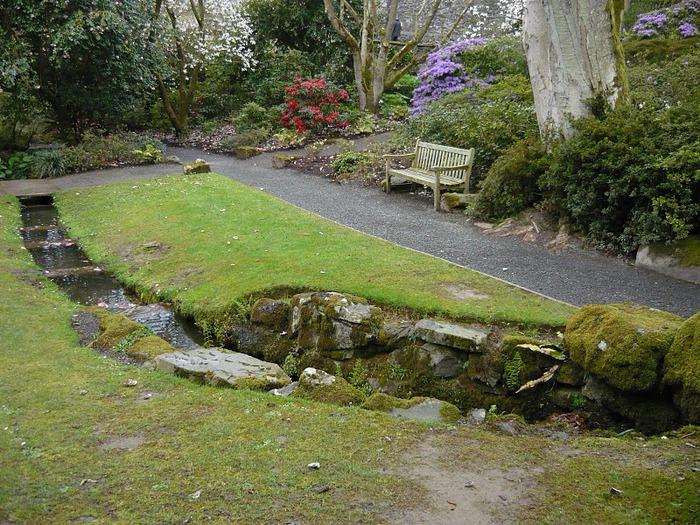 образцовый сад – волшебный Bodnant Garden 62282