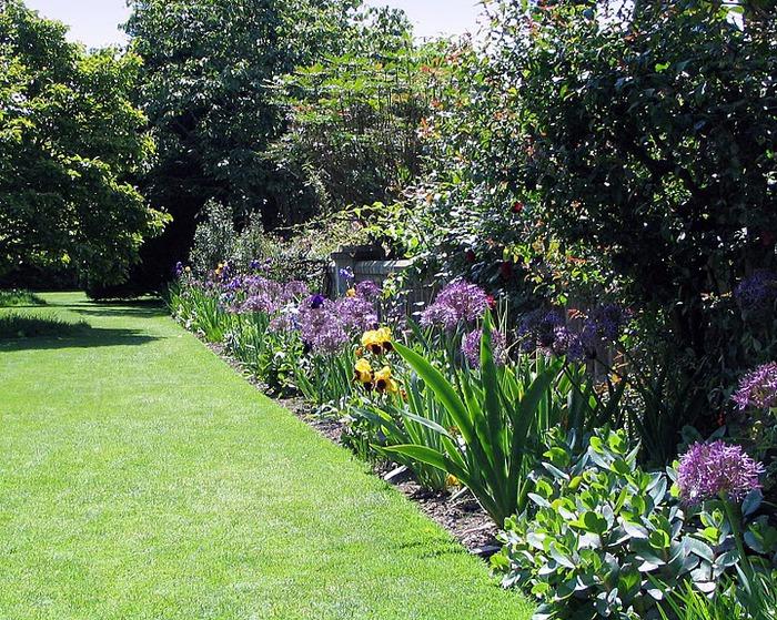 образцовый сад – волшебный Bodnant Garden 26189