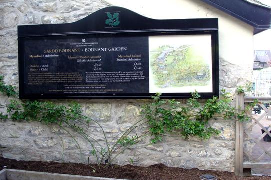образцовый сад – волшебный Bodnant Garden 95653