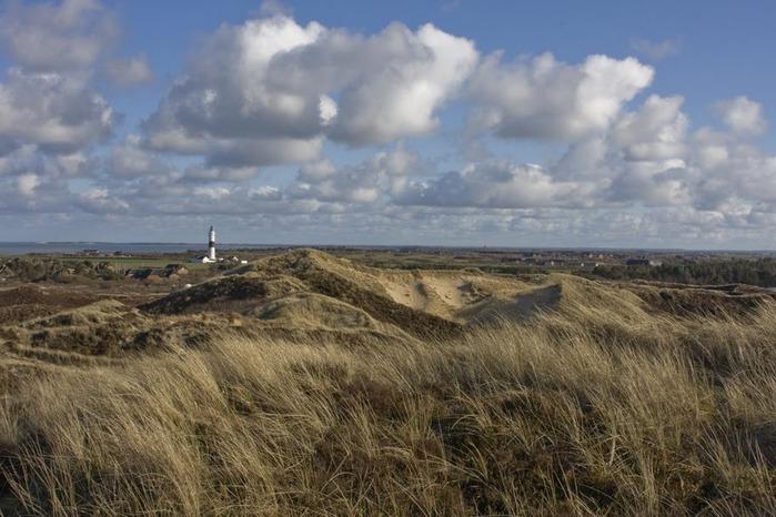 Зюльт: остров дюн и устриц 22996