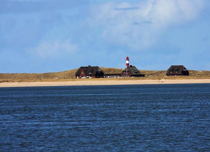Зюльт: остров дюн и устриц 75489