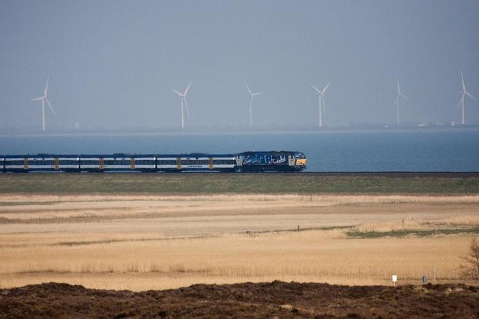 Зюльт: остров дюн и устриц 94572