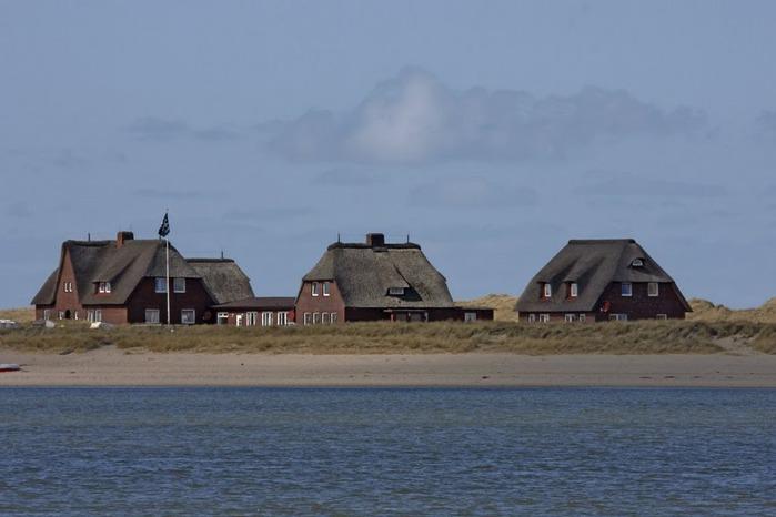 Зюльт: остров дюн и устриц 73112