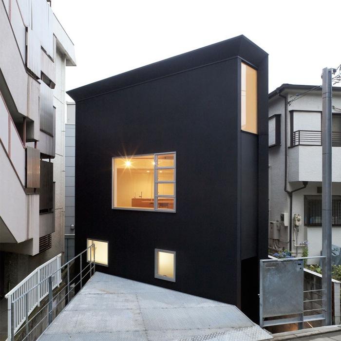 Максимизация пространства по-японски