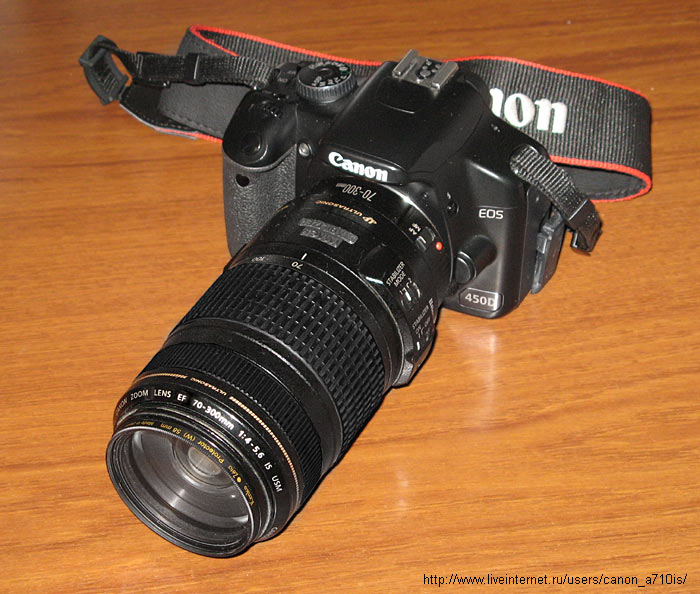 Canon EOS 450D | ВСЁ О ФОТОГРАФИИ
