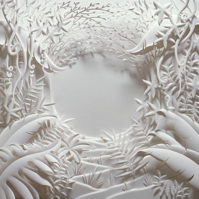 Скульптуры из бумаги от Джефа Нишинаки (JEFF NISHINAKA) 12