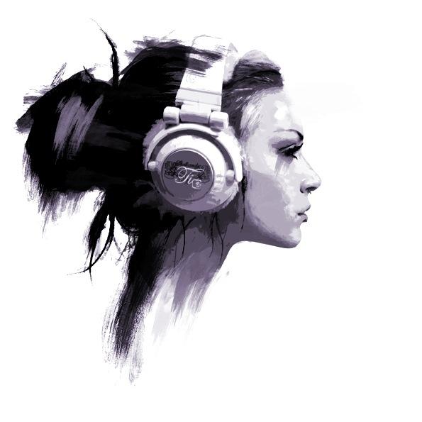 Цифровые художники рисуют цифровые картины 26