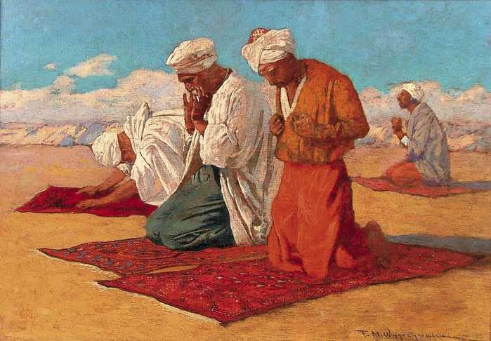 От сглаза и порчи мусульманам