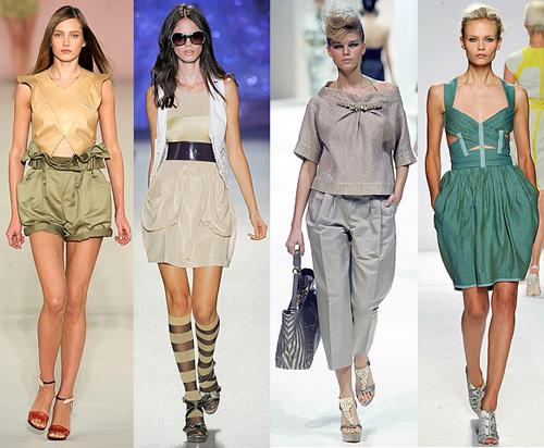 Мода на лето 2009!!! (продолжение). Итак, какие же фасоны предлагают нам м