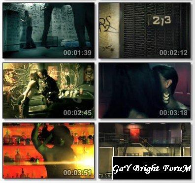 Официальный. Совместный видеоклип. С ПЕСНЕЙ Crack A Bottle 2009