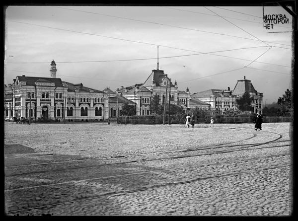 Москва - Московские вокзалы.