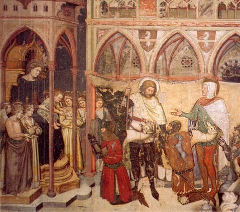 По мере развития рыцарской культуры и