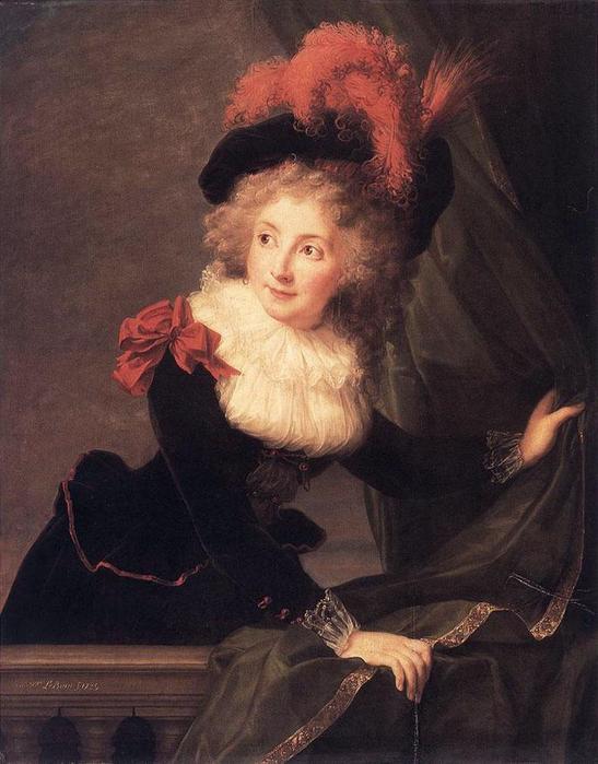 Постоянная ссылка.  Alexandra-Victoria. портрет.