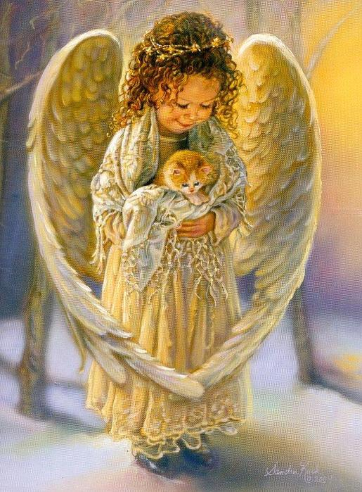 My little angel sandra kuck