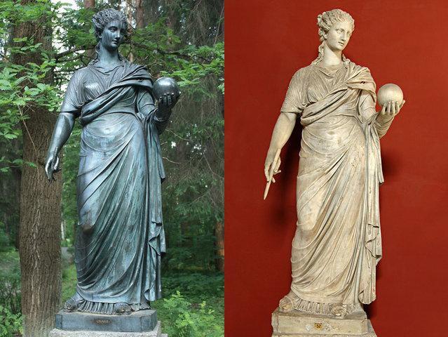 венера картинки статуя